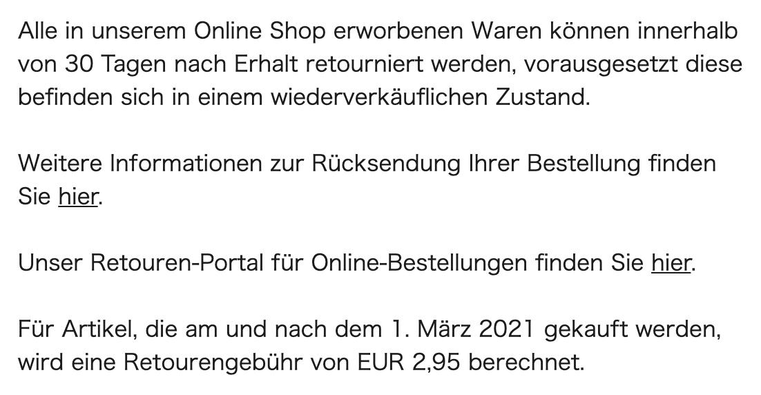 Online Shop Analyse
